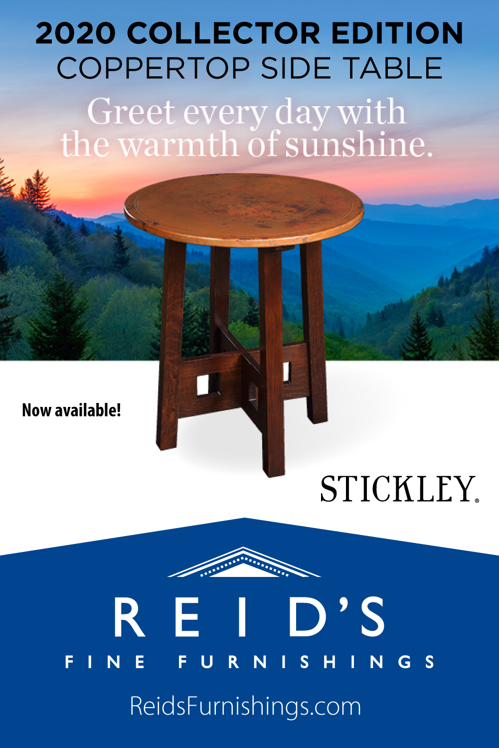 Stickley Sunshine
