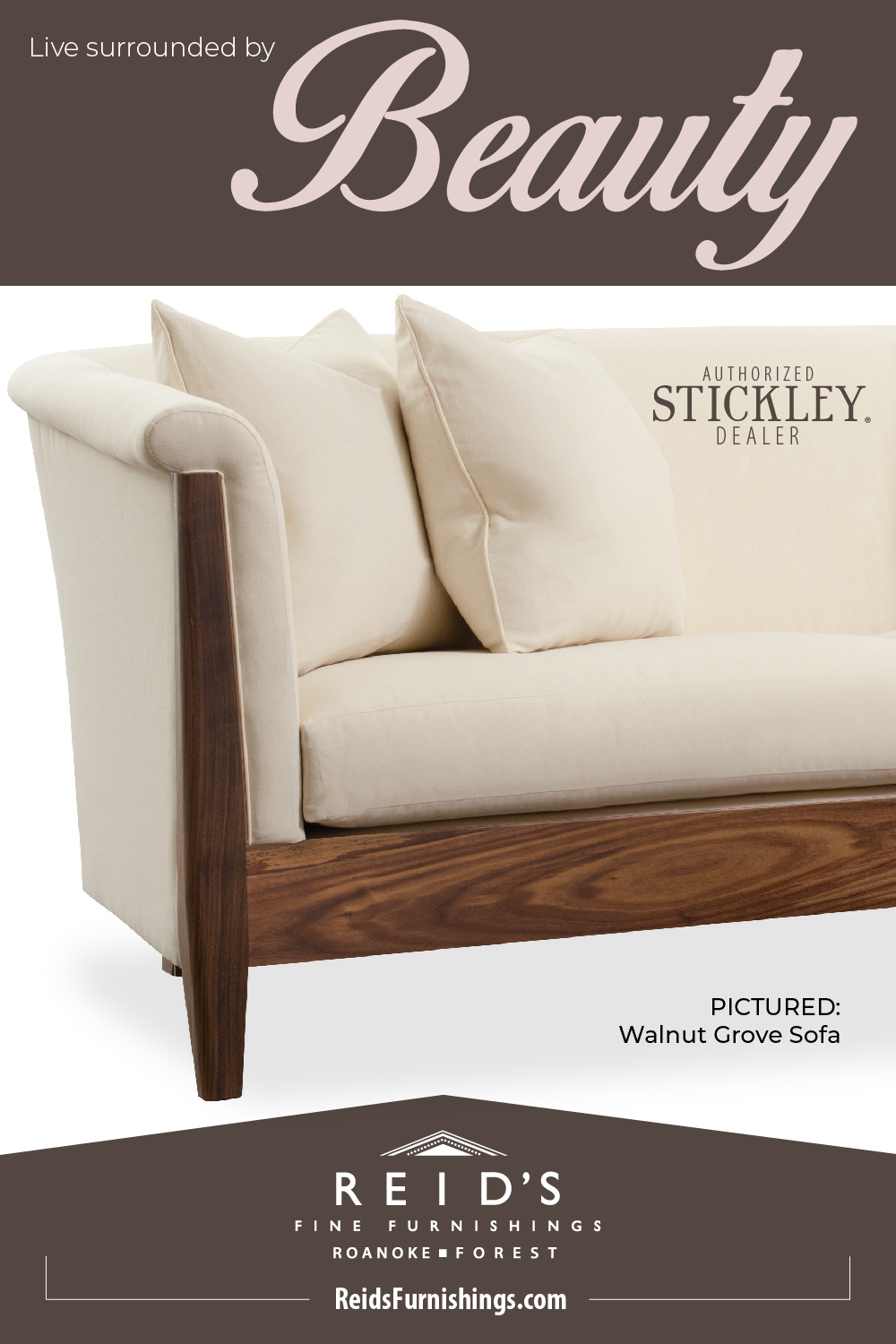 Stickley Beauty