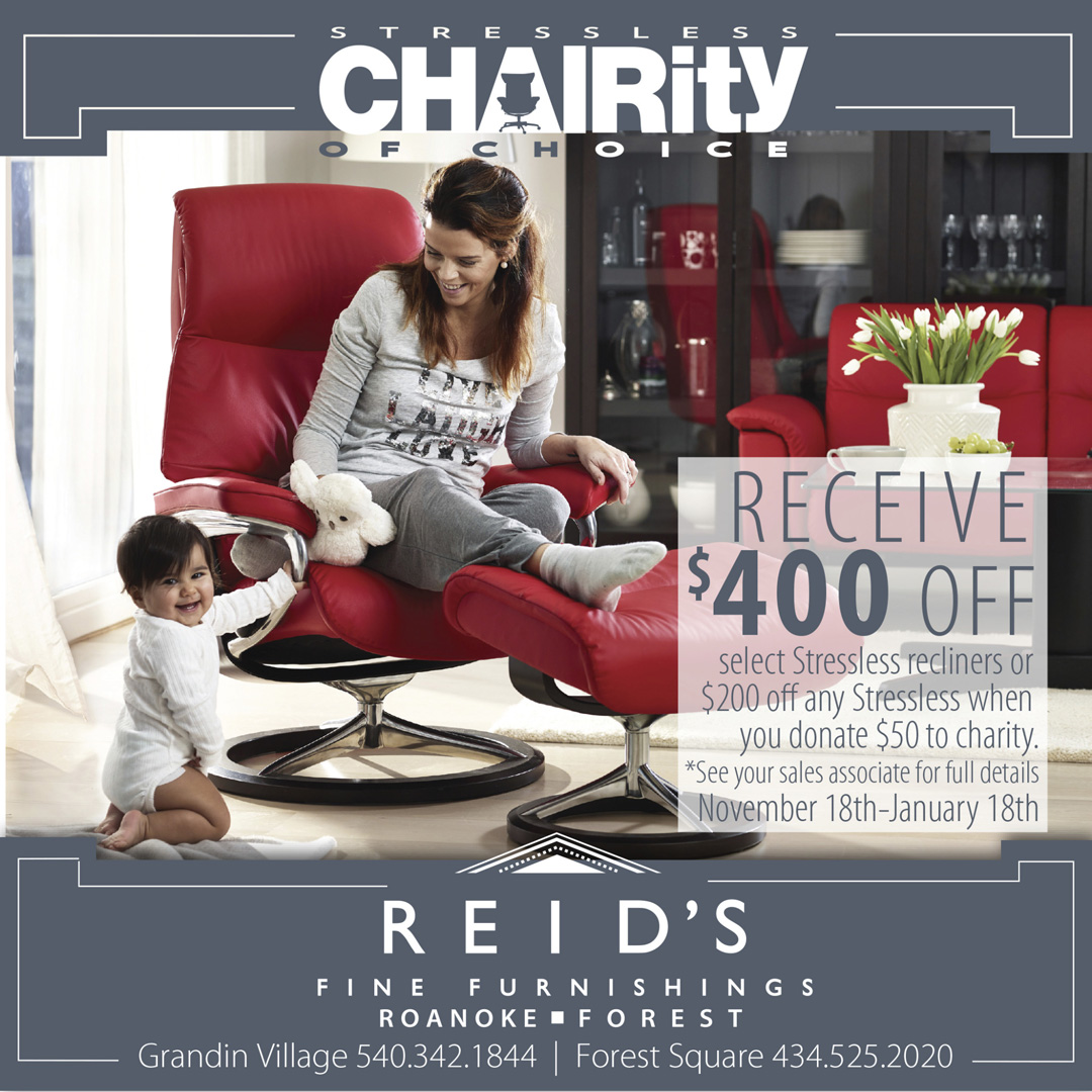 Reids Charity of Choice