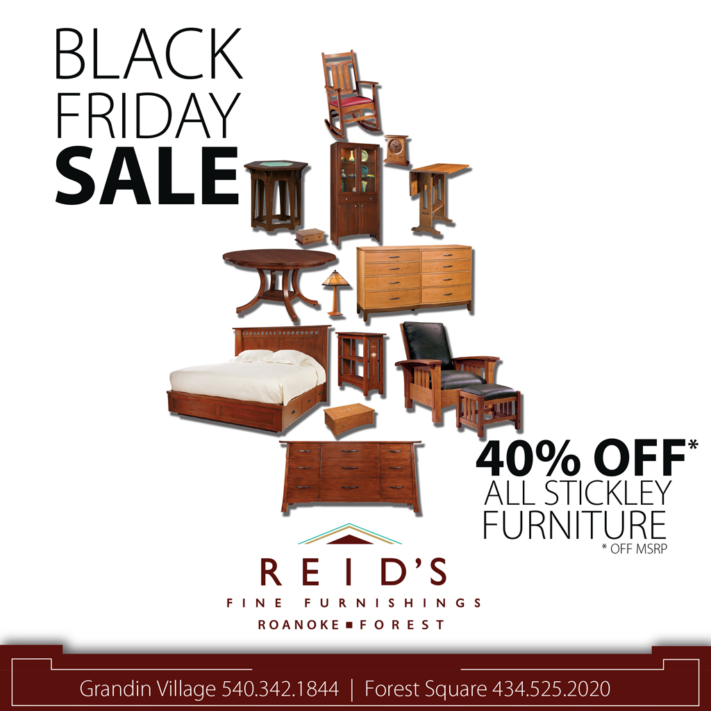 Stickley Black Friday