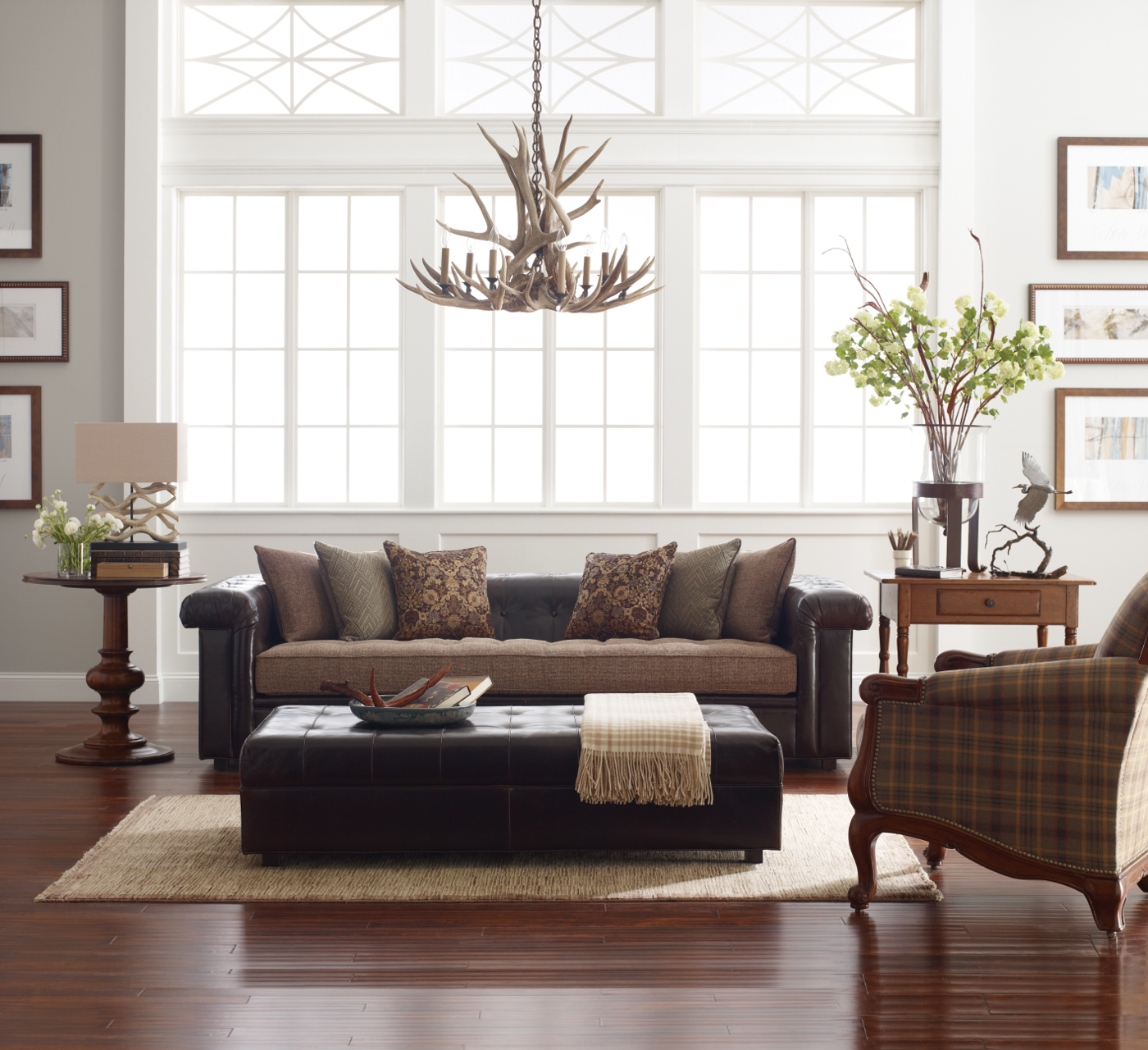 living room furniture - reid's fine furnishings
