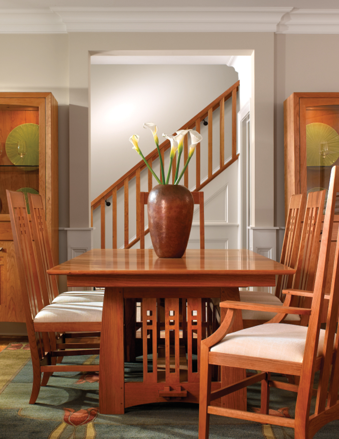 Stickley Mission Highlands Dining Table